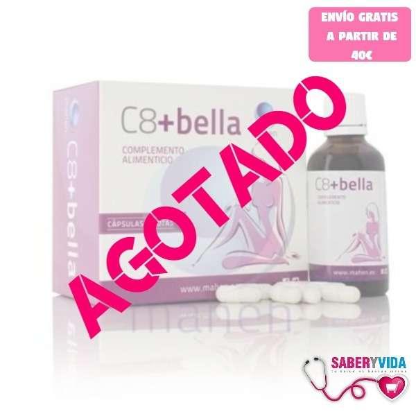 C8 Mas Bella - Mahen - 90 cápsulas + 50 ml