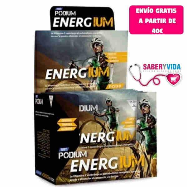 Energium - Just Podium - 12 sticks