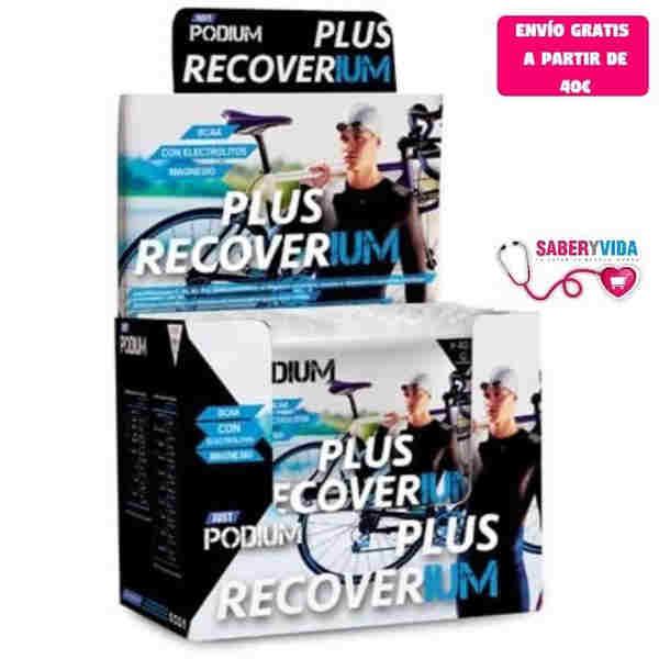 Plus Recoverium 12 sobres X 40 gr