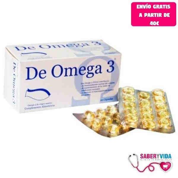De Omega 3 - Pharma Otc 90 cápsulas