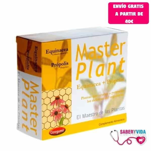Masterplant Equinacea y Própolis