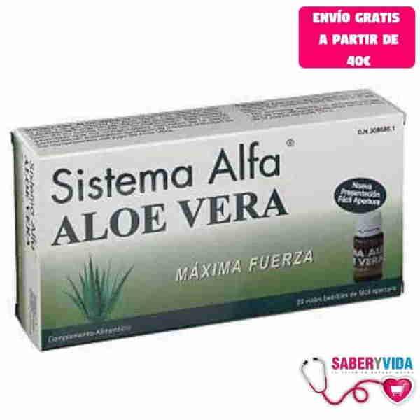 Sistema Alfa Aloe Vera