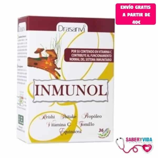 Inmunol de Drasanvi 36 cápsulas