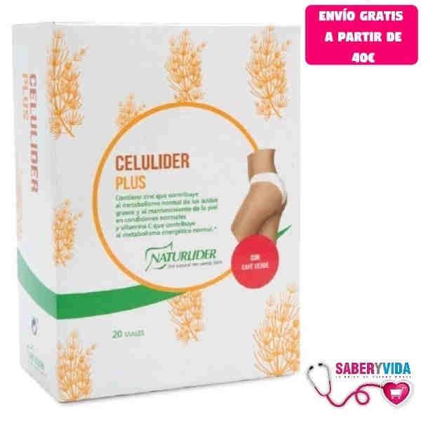 Celulider Plus - Naturlider 20 viales