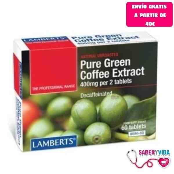 Café verde puro