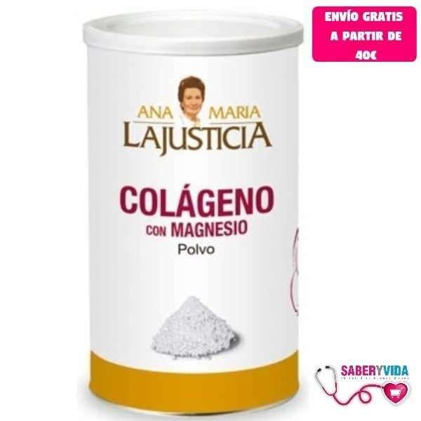Colágeno y Magnesio - Ana Maria Lajusticia