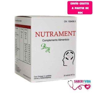 Nutrament - Pharma Otc 20 sobres