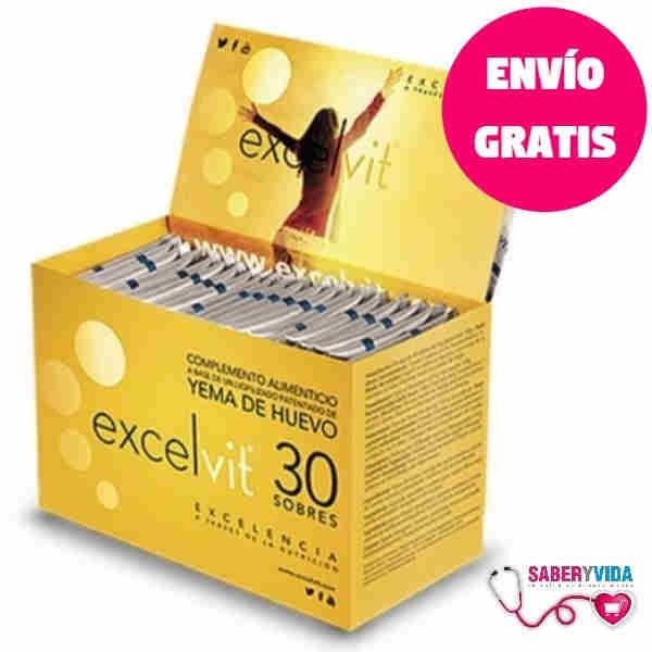 Excelvit - Yema de Huevo Liofilizada