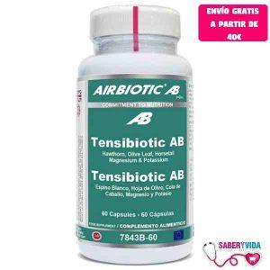 Tensibiotic Ab Airbiotic 60 cápsulas