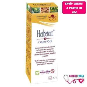 Herbetom 4 Gastricol