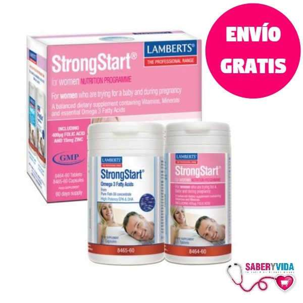 Strongstart Embarazo Lamberts