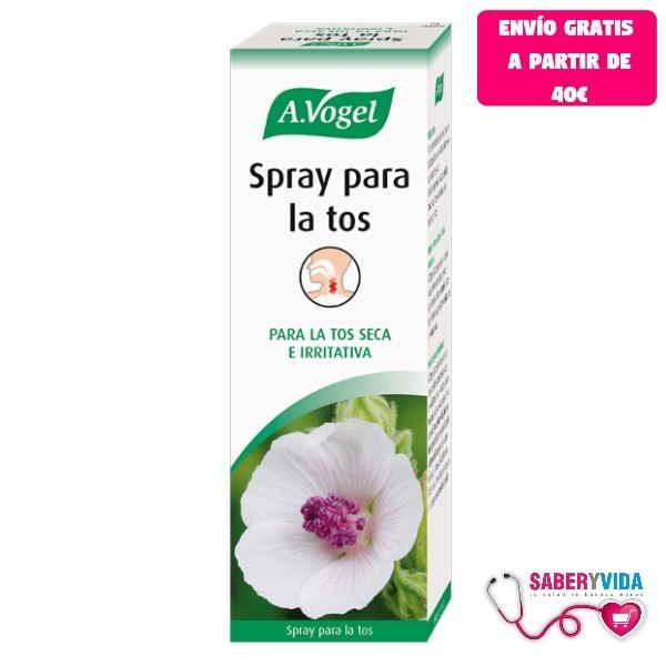 Spray para La Tos A.Vogel