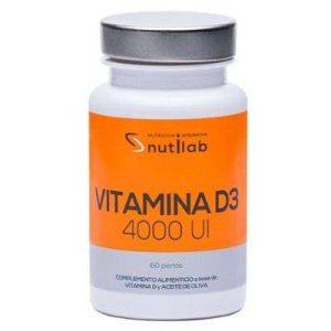 VITAMINA D3 4000 UI NUTILAB