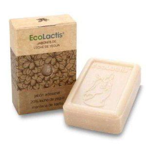 Jabón de tocador ecolactis con leche de yegua y karité