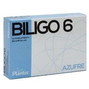 Biligo 6 plantis