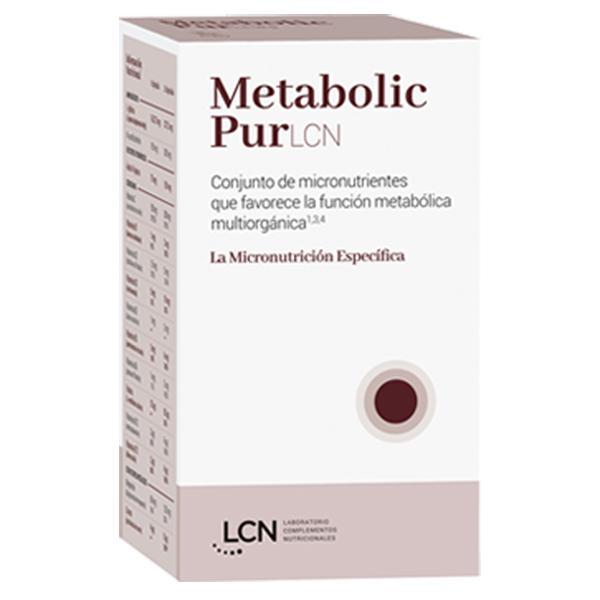 Metabolic Pur-LCN-60 caps